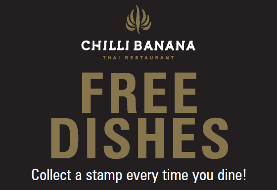 Chilli Banana Rewards