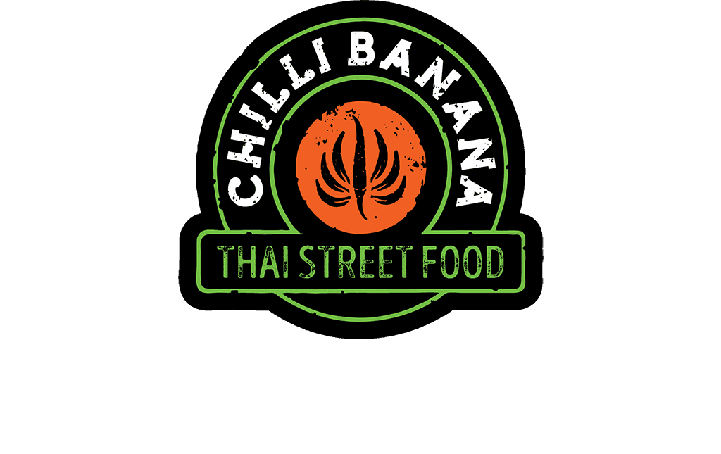 Chilli Banana Thai Street Food Logo